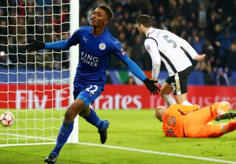 Ndidi stunner sends Foxes through