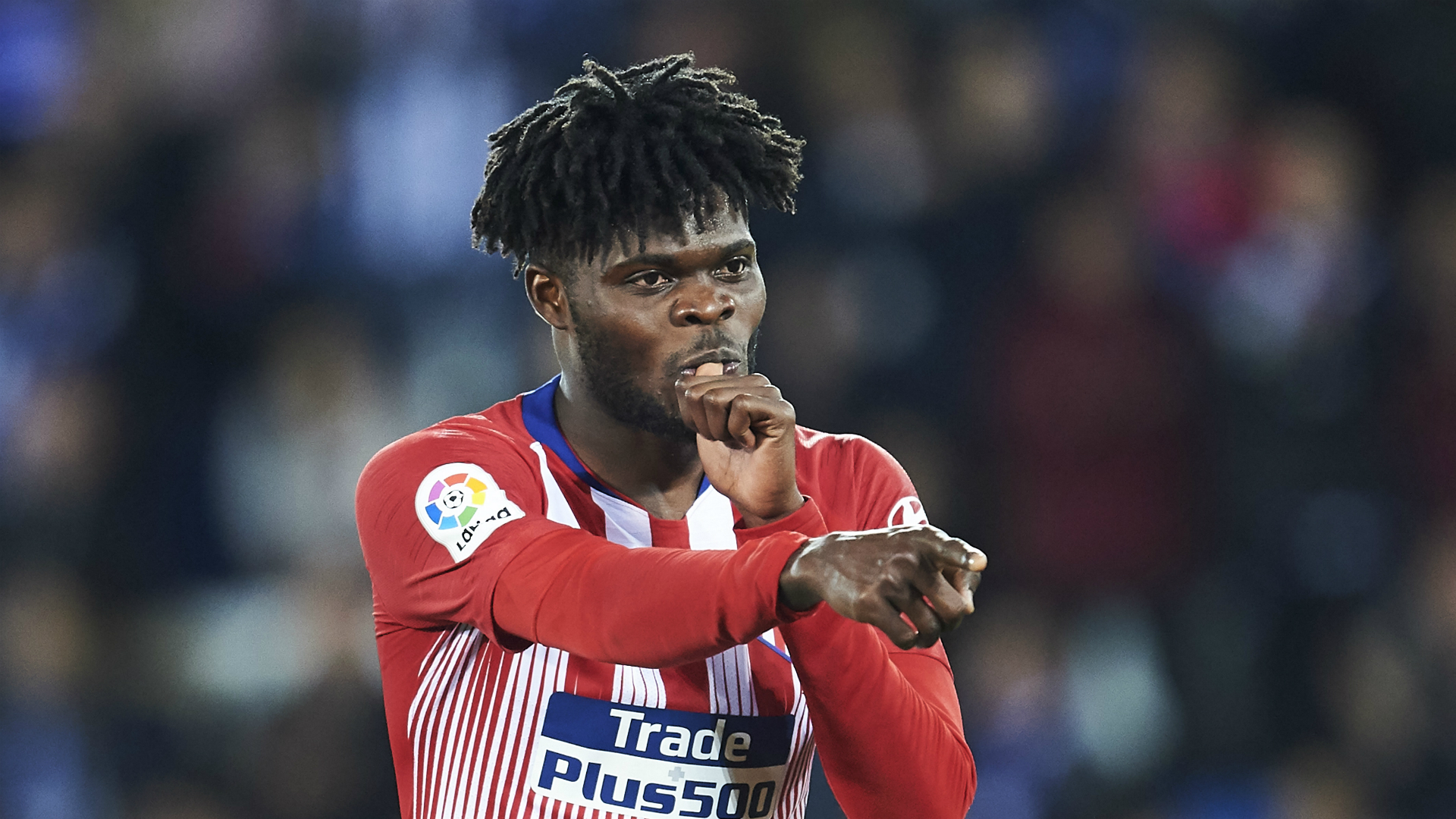 Partey: You never know what will happen with my Atletico Madrid future