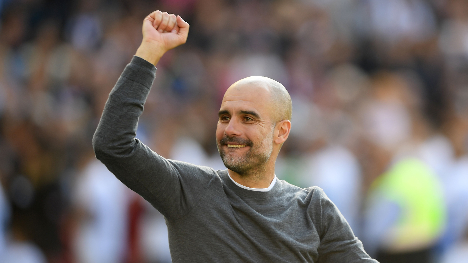 Guardiola reconnaît que Manchester City doit gagner la Ligue des champions pour être considéré parmi les plus grands clubs européens