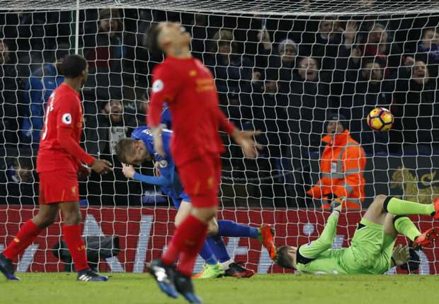 Liverpool reach new level of embarrassing as they allow Leicester to come alive