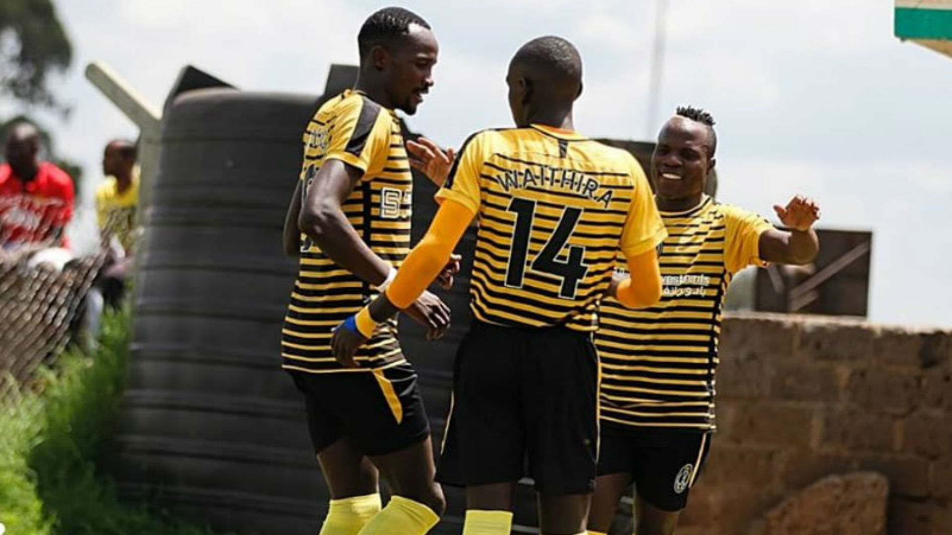 Wazito open four-point gap at the summit of the National Super League