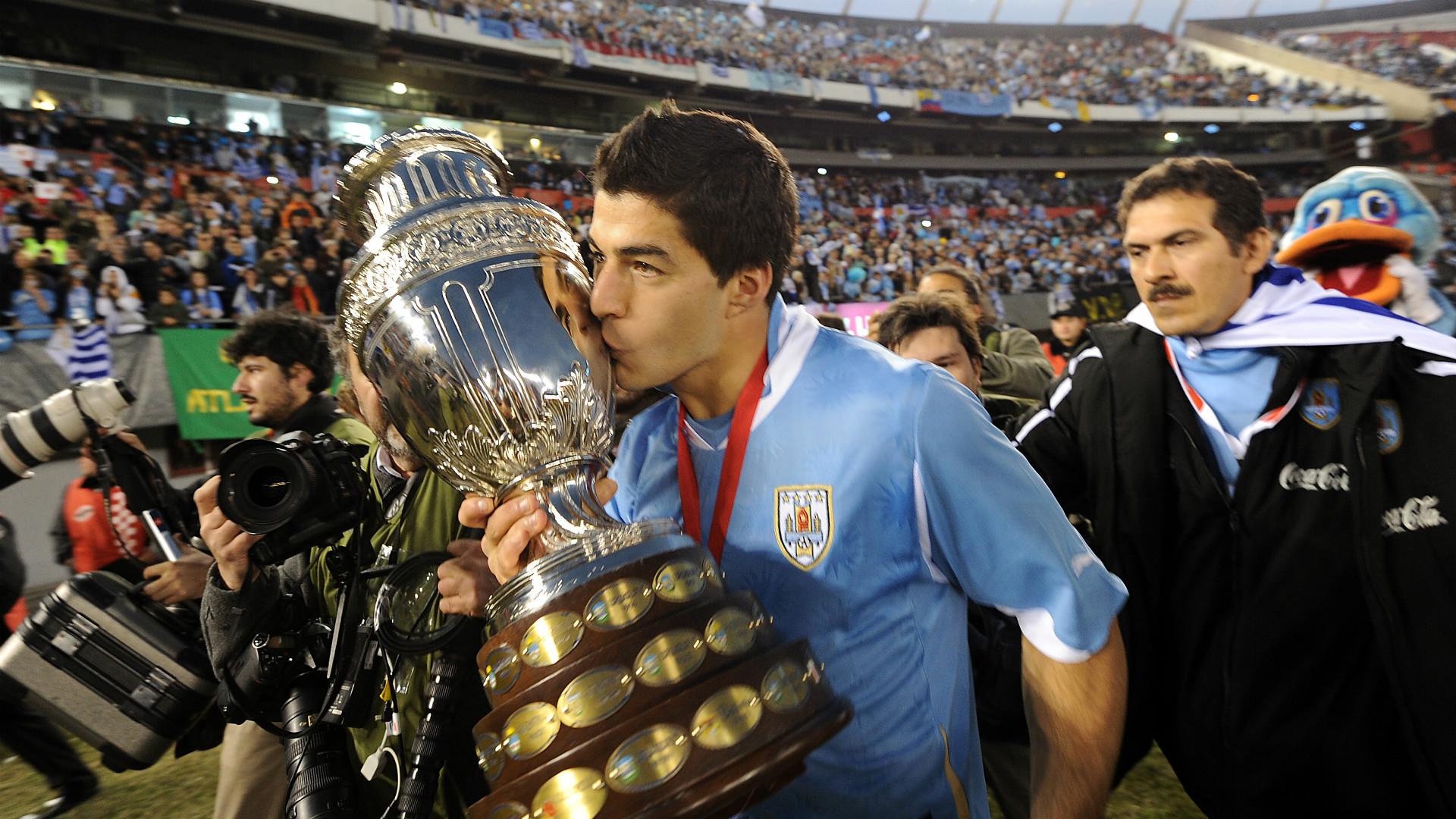 Les Bleus avec le Brésil, l'Argentine… à la Copa America — EdF