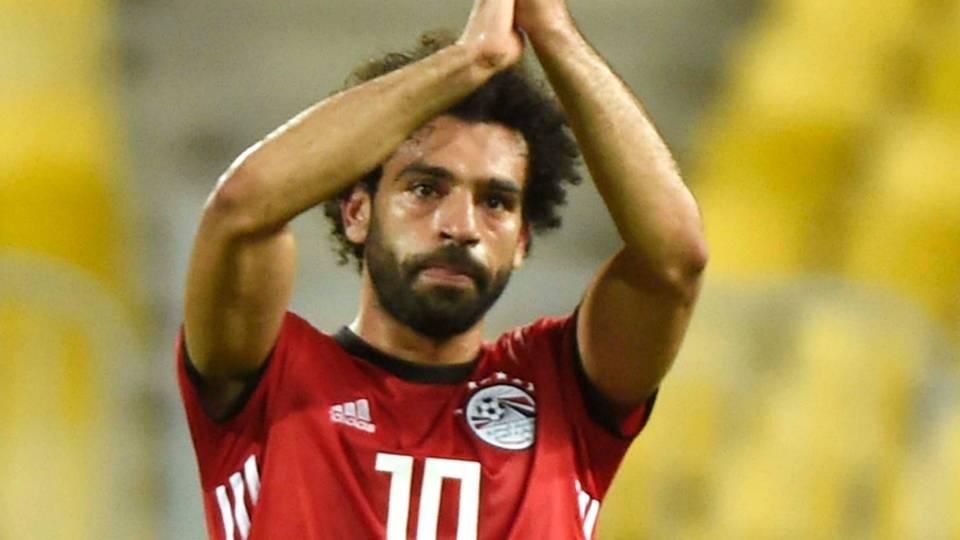 Mohamed Salah Egypt 2018-19