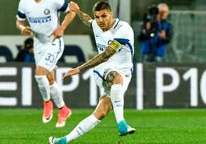 7. Mauro Icardi (Inter) | Coefficente 2 | Reti 24 | 48 punti