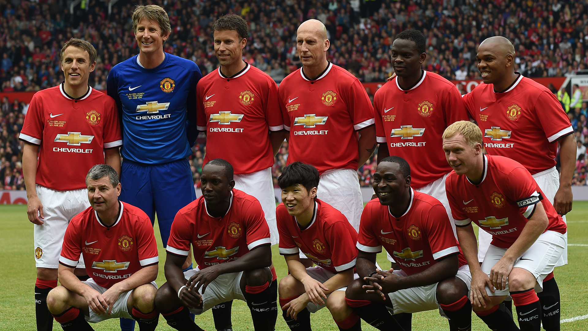 'He had everything' - Stam reveals the 1999 Man Utd treble winner he'd most like to sign