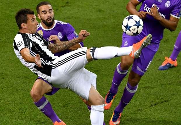 Gol Mario Mandzukic Ke Gawang Real Madrid Terbaik Versi UEFA