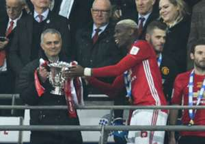 Jose Mourinho gewann den Ligapokal auch bei Chelsea bereits dreimal