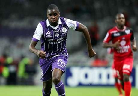 Odsonne Edouard a repris avec Toulouse