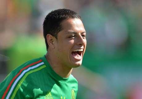 Chicharito sets Mexico goal record