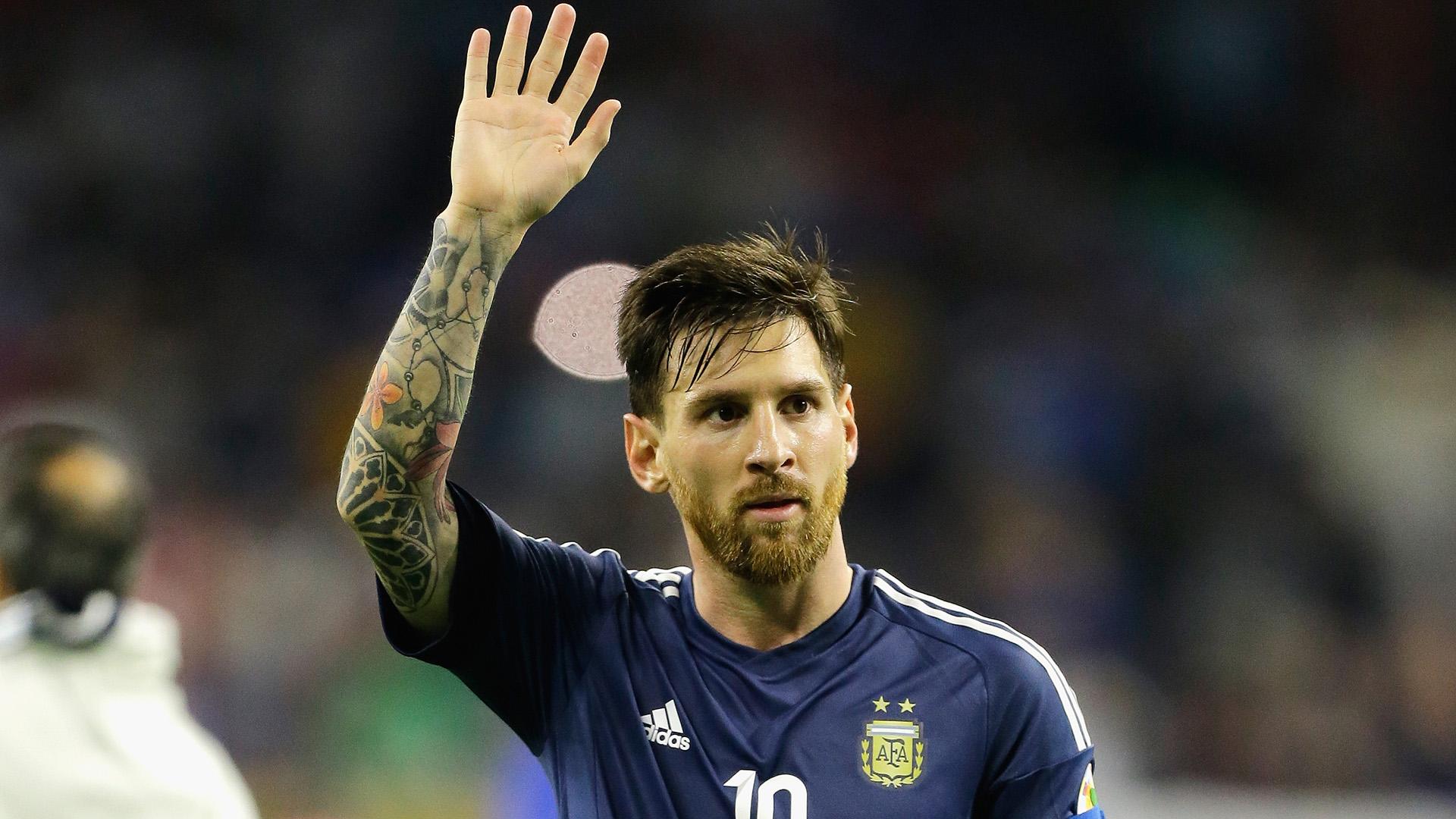 Coppa America: Messi si ritira dalla nazionale