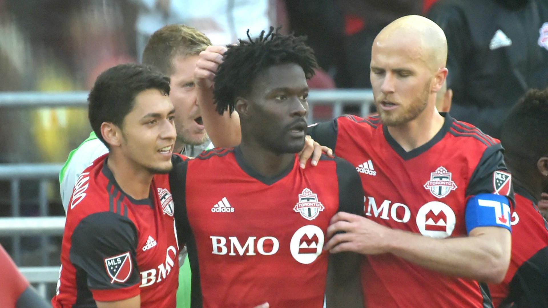 Toisant Ricketts MLS Toronto FC 05132017