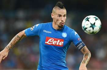Hamsik leaves transfer door open for Man Utd and Barcelona