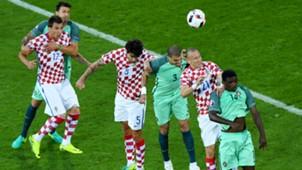 Croatia Portugal Euro 2016