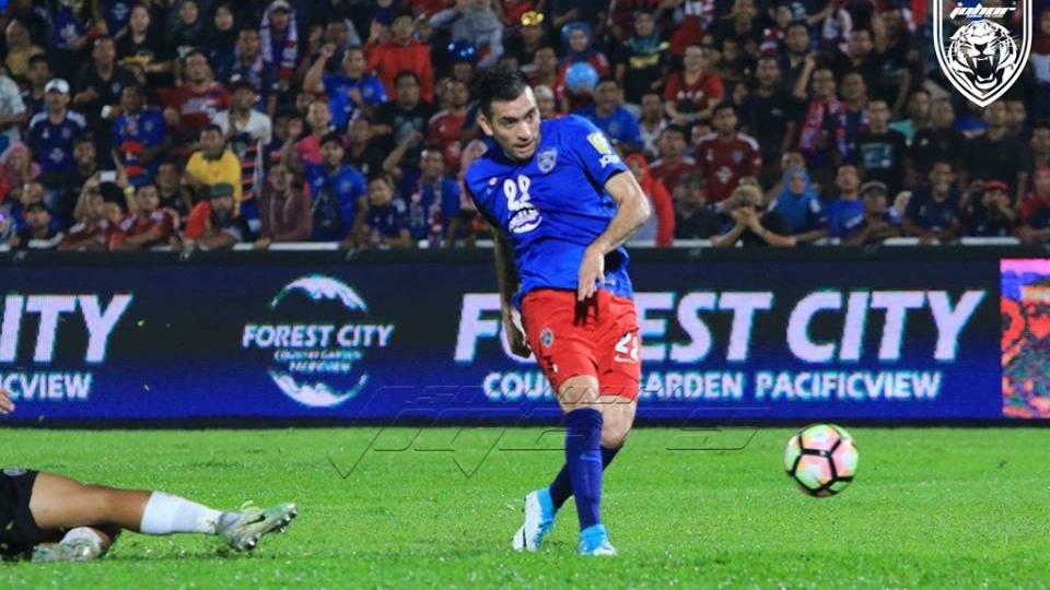 Poor Refereeing Overshadows Gripping Jdt Pahang Encounter