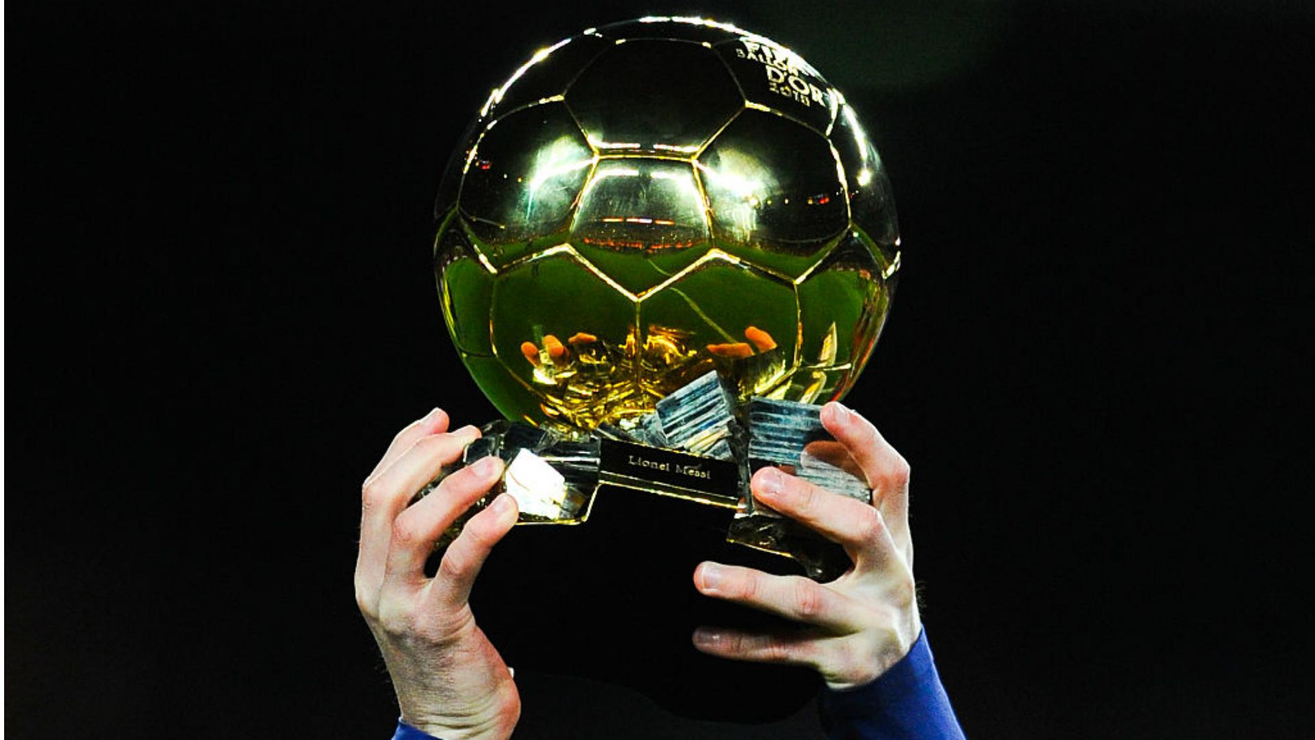 Ballon d'Or - La liste des 30 nommés dévoilée ce lundi