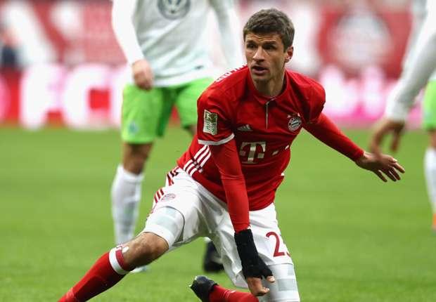 """Bayern, Müller : """"Je n'ai pas le sourire sur le banc"""""""