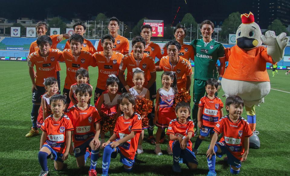 lbirex Niigata FC (S) 2016 S.League
