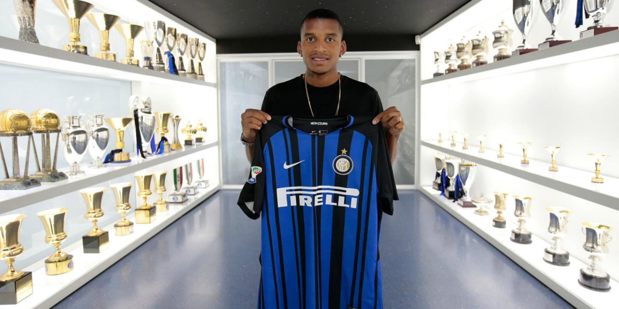 Dalbert Henrique Inter Serie A