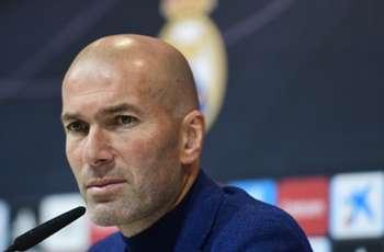 Zinedine Zidane announces shock Real Madrid resignation