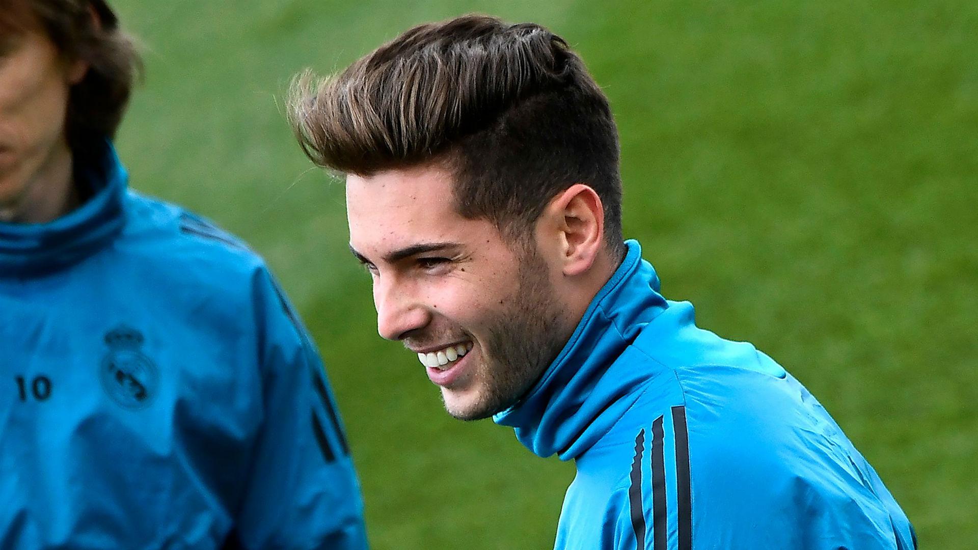 "Real Santander - Luca Zidane : ""Quitter le Real Madrid me fera du bien"""