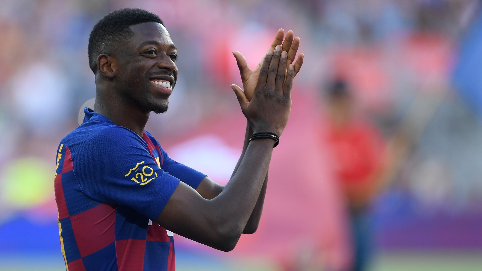 'Dembele is a bandit!' - Ex-Dortmund scout Mislintat defends Barcelona winger's 'successful' transfer