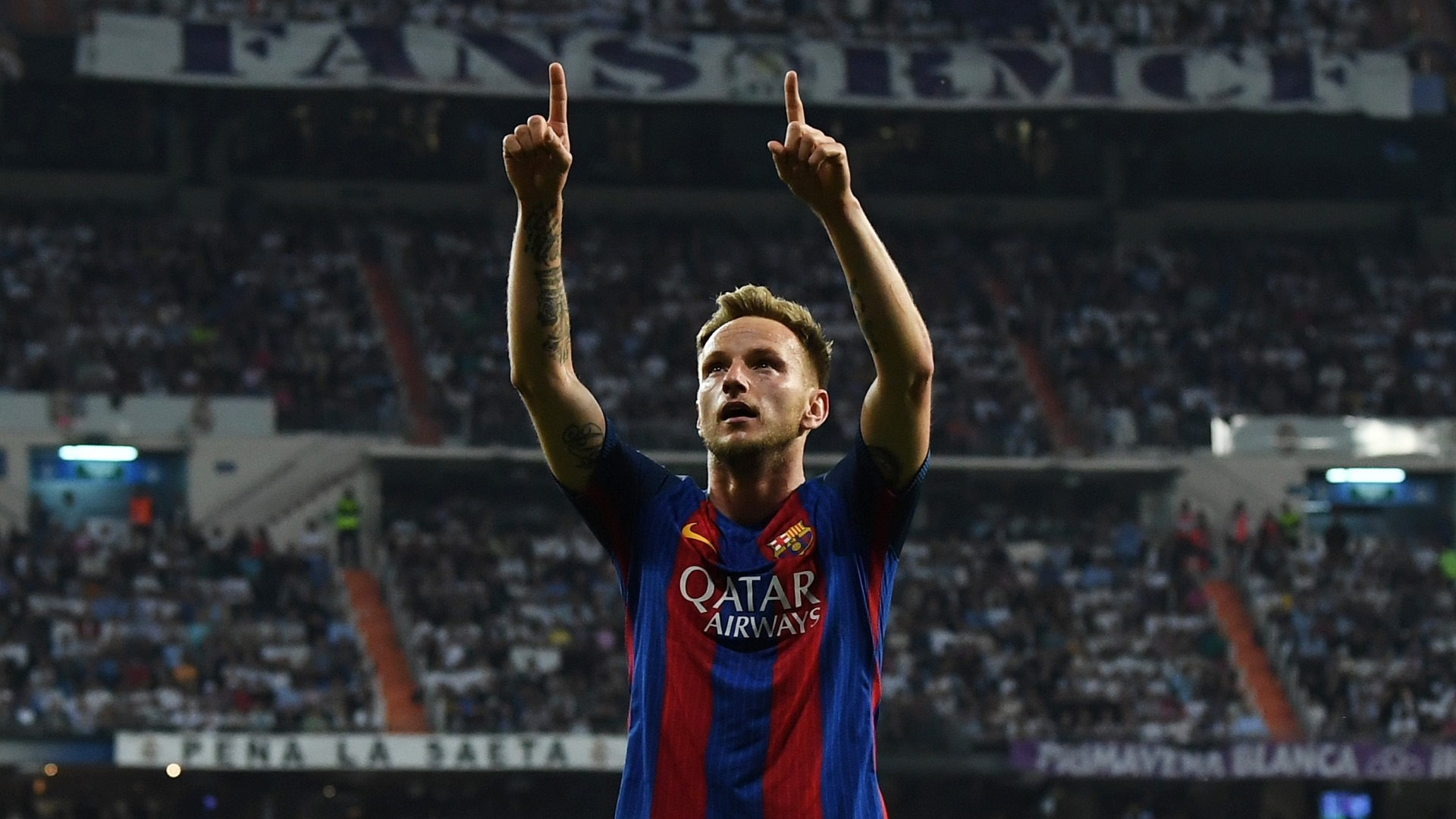 Ivan Rakitic Real Madrid Barcelona LaLiga 23042017