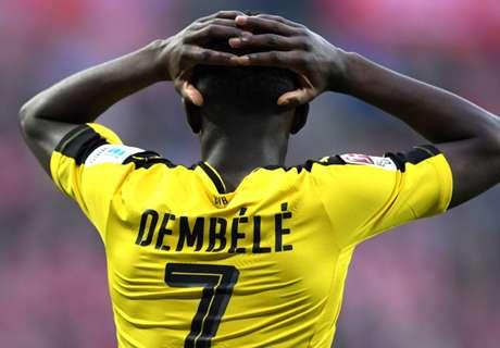 Bayern condemn Barca for Dembele behaviour