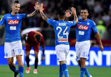 Napolijevih osam od osam: Insigne utišao Olimpico!
