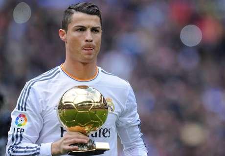Ronaldo driven by ego - Valdano