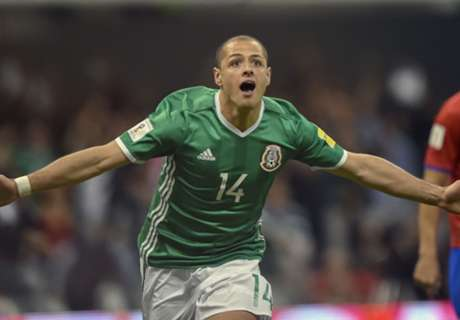 Chicharito fit to start for El Tri