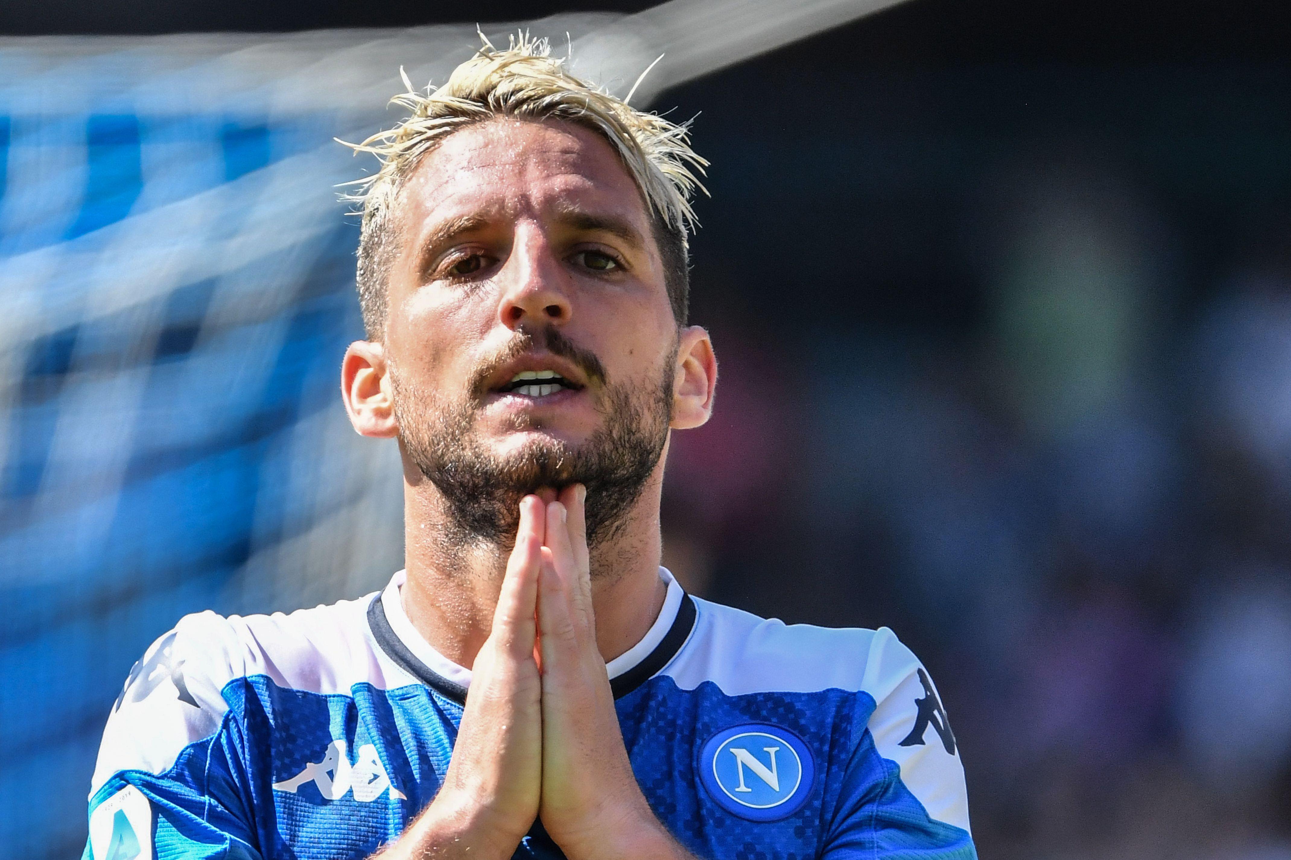 Naples, le salaire proposé à Dries Mertens pour prolonger révélé