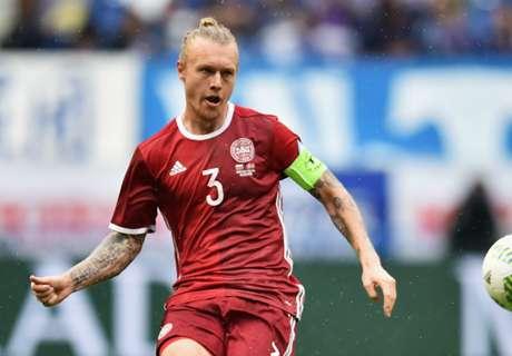 Denmark must go to World Cup - Kjaer