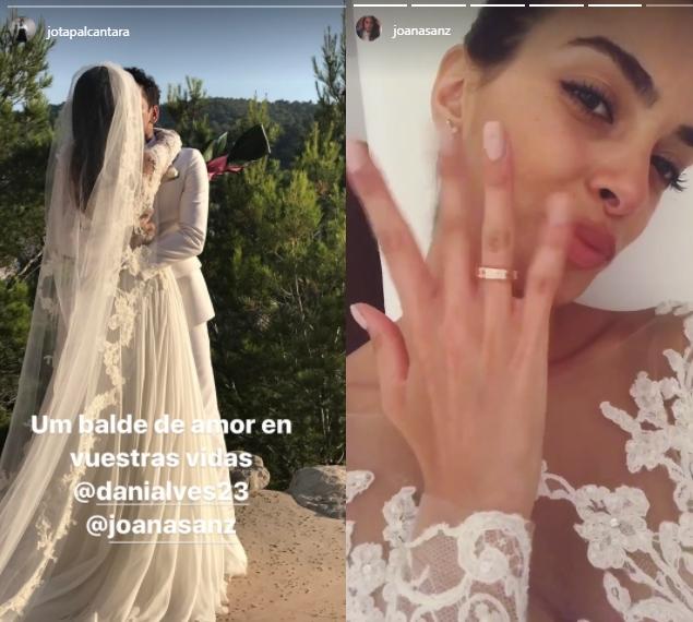 Dani Alves wedding 2