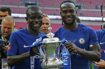 Africans who have won the English FA Cup
