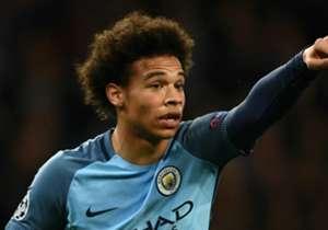 <strong>Leroy Sane |</strong> Manchester City | Pada usia 21 tahun dan 41 hari, Sane menjadi pemain termuda kedua dalam sejarah Man City yang mencetak gol dan assist pada laga UCL, setelah Raheem Sterling.