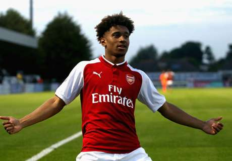Meet Arsenal teenage prodigy Reiss Nelson