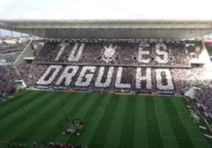 Palmeiras fica na cola, mas Corinthians segue com a melhor média de público em 2017. Confira o Top10!