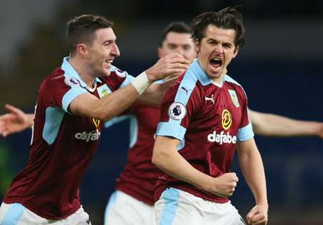 Barton bags points for Burnley