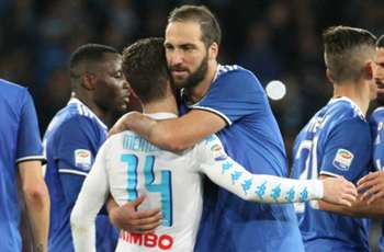 Sarri requests Higuain, Mertens & Koulibaly as Chelsea talks speed up