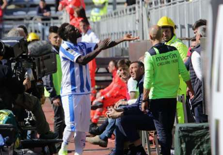 Muntari: Referee didn't have the balls