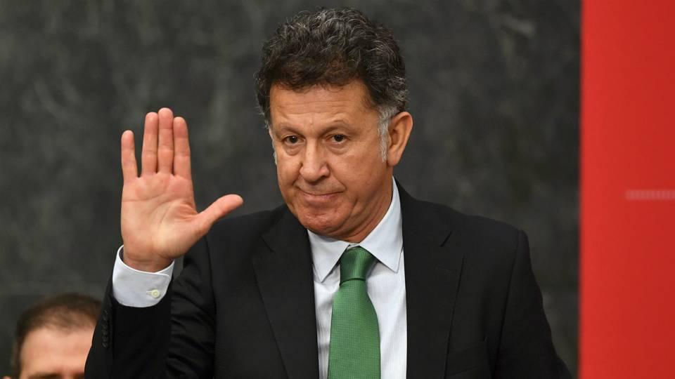 Juan Carlos Osorio Mexico 04112018