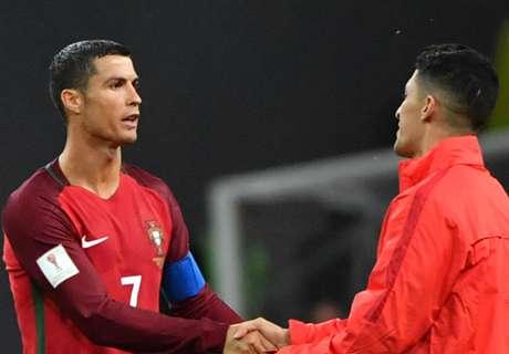 Sanchez, Ronaldo battle falls flat