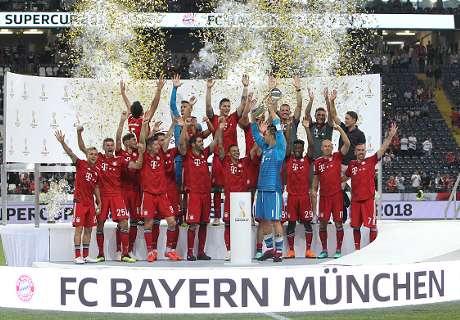 Lewandowski triplázott: Szuperkupa-győztes a Bayern München!