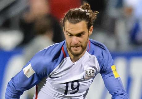 Zusi embracing new USA role