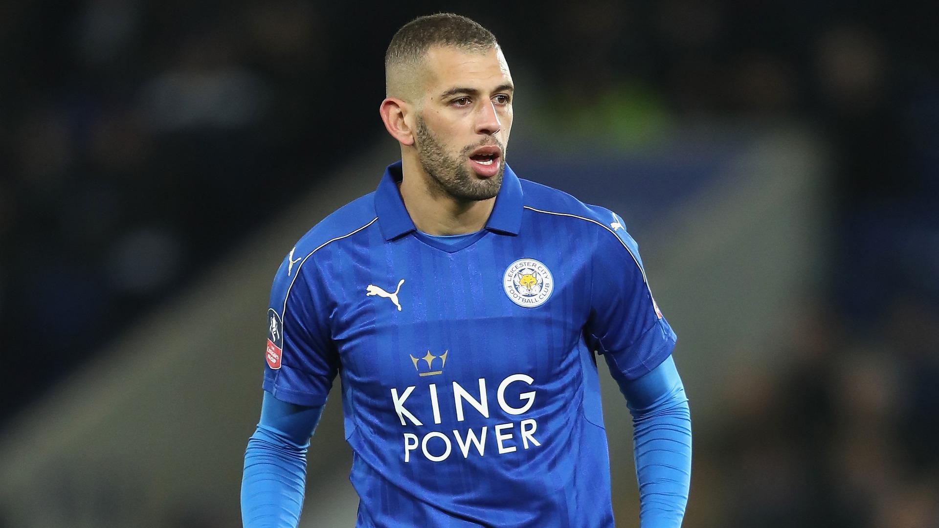 Adrien Silva: Leicester City striker Islam Slimani wants to rejoin Sporting Lisbon