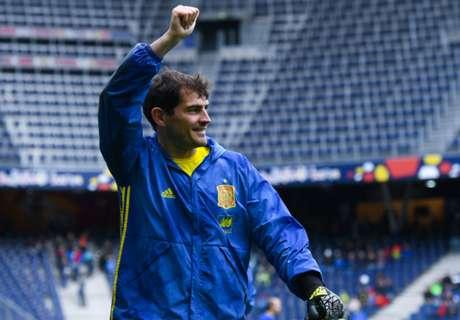 ¿Fin a la era Casillas con España?