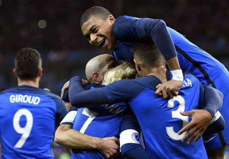 Classement FIFA - La France toujours dans le top 10, l'Allemagne en tête