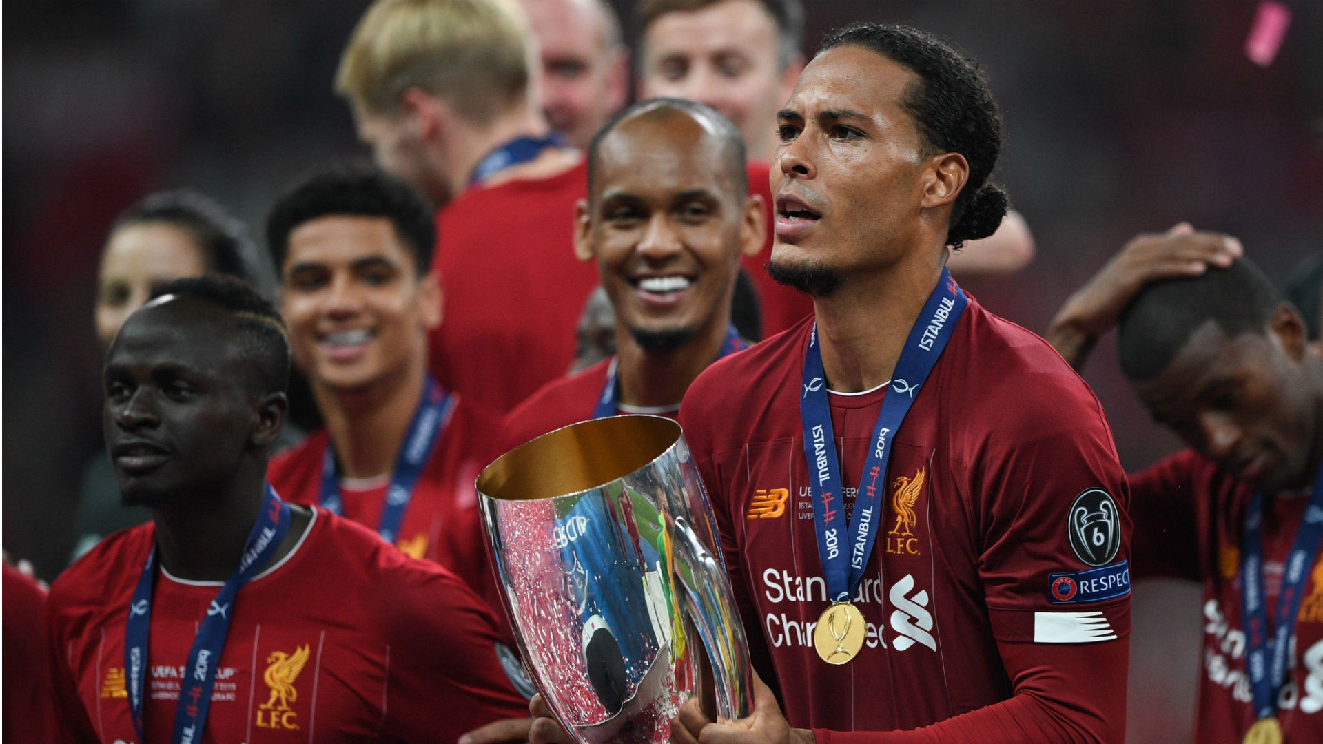 Adrian backs 'spectacular' Van Dijk for Ballon d'Or and reveals how Liverpool move came about
