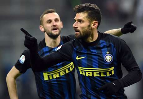 Murillo stunner helps Inter advance