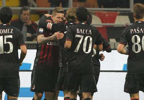 VIDEO: Milan gewinnt Top-Spiel